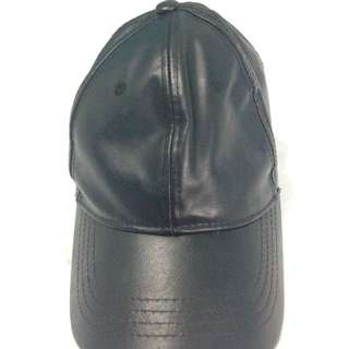 SOLE leather Cap