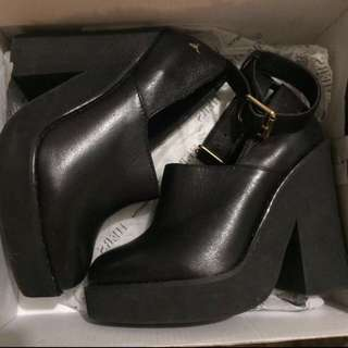 PRICE DROPPED ! Windsor Smith Boot Heels