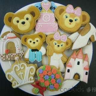 Cookids手作烘焙-Duffy 婚禮系列🎉