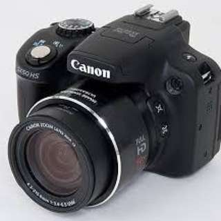 Canon Powershot SX50 HS Long Zoom camera