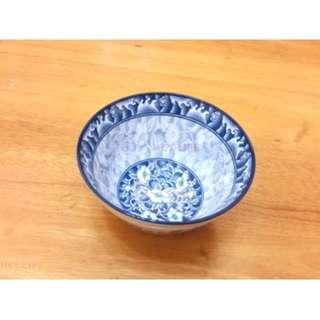 【瓷器工藝】5多用井 鳳凰藍牡丹 韓國製造 品質保證