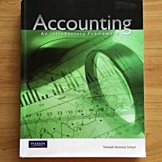 Accounting: An Introductory Framework