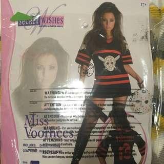 Miss Vorhees Costume
