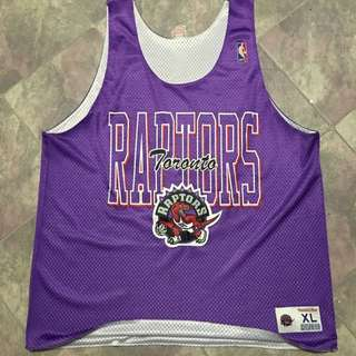 Raptors NBA Jersey XL Reversible
