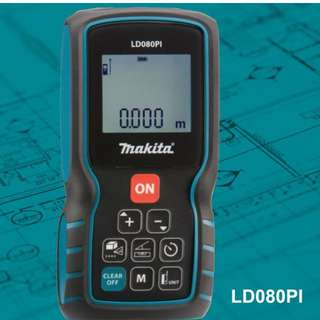 (NEW) MAKITA LASER DISTANCE MEASURE - LD080PI
