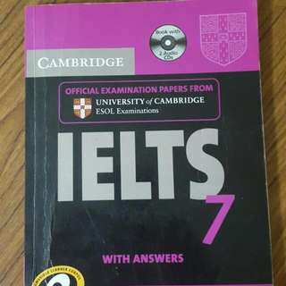 IELTS 7 With Answers