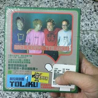 脫拉庫樂團/歡迎脫拉庫 1999 Sony 發行