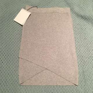 Witchery Ribbed Tube Skirt NEW w/ Tags!