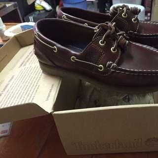 Timberland 帆船鞋 正品