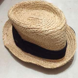 時尚草帽$250