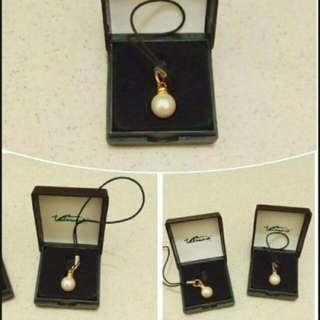 珍珠 此為真的珍珠(養珠)