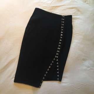 Bec & Bridge Stone Free Skirt Sz 10