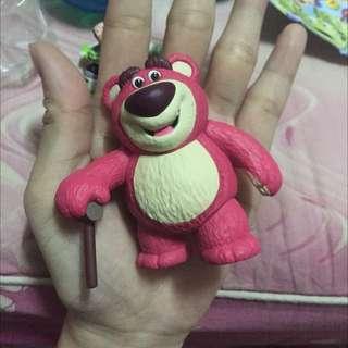 扭蛋 玩具總動員 熊抱哥
