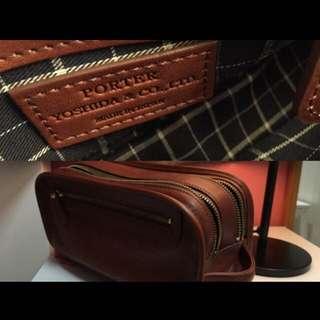 日本限定porter Hand Bag