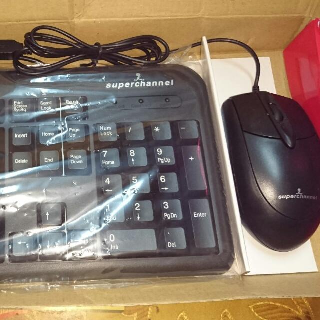 滑鼠+鍵盤