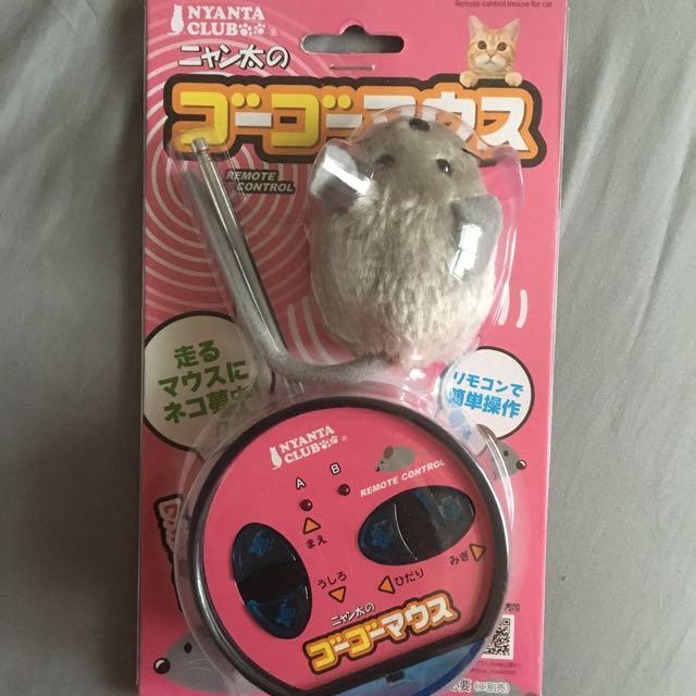搖控寵物鼠