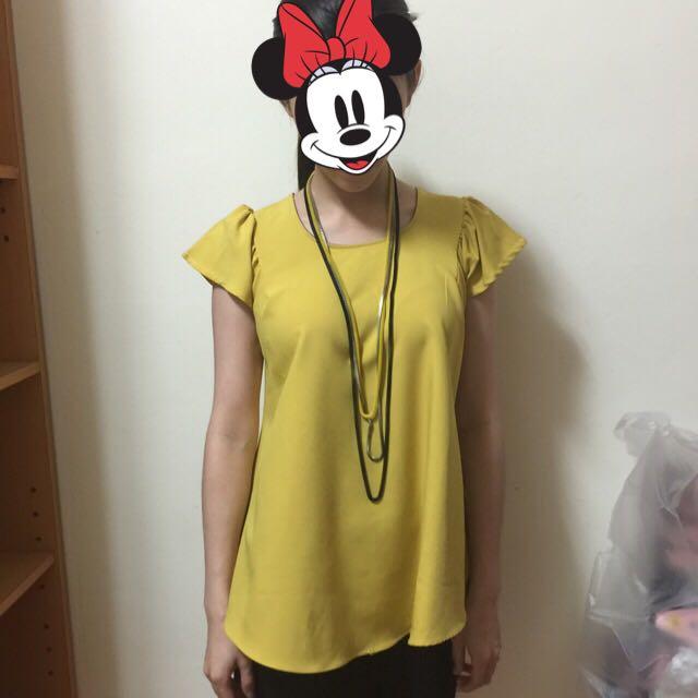 韓版荷葉衣