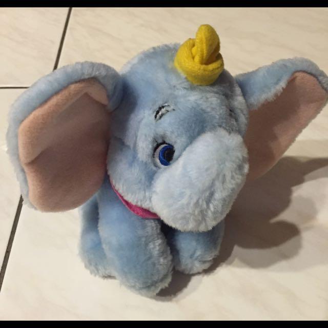 小飛象玩偶
