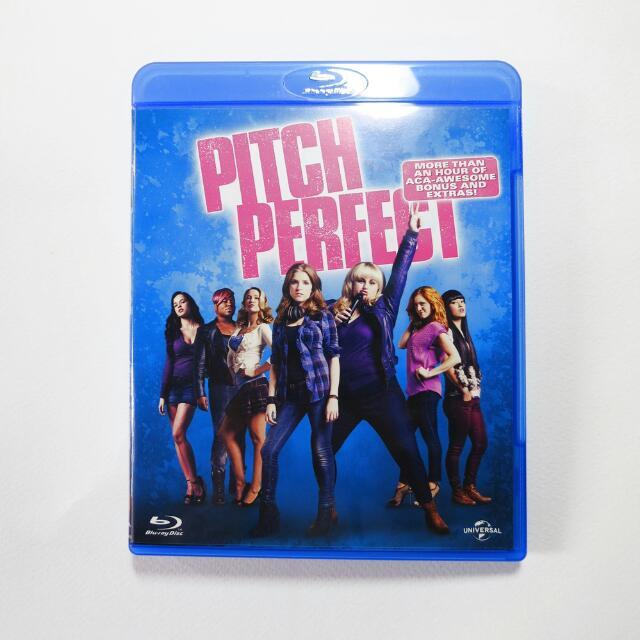 藍光 歌喉讚 第一集 Pitch Perfect 安娜·坎卓克 阿卡貝拉 電影 音樂喜劇