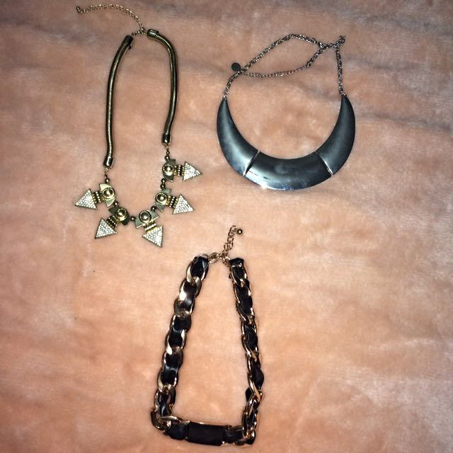 Accessories - 3 FOR $12