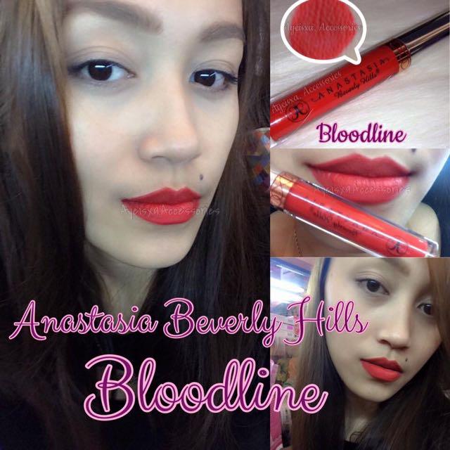Anastasia Bloodline