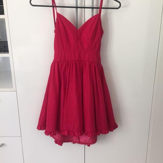 Ask Grace Dress - MAKE OFFER