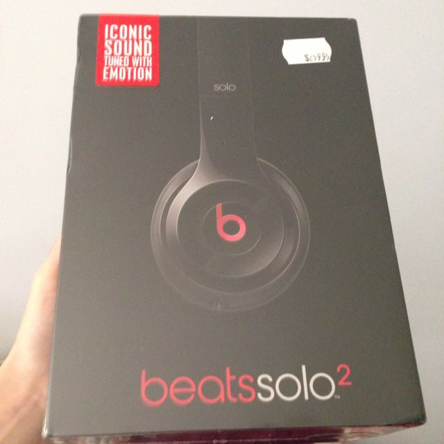 Brand New - beats solo2