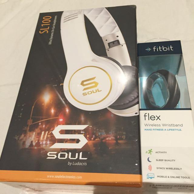 SOUL Headphone SL100