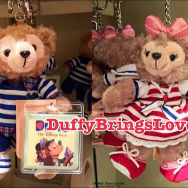 《代購》香港迪士尼夏日海軍達菲Duffy雪莉玫Shelliemay