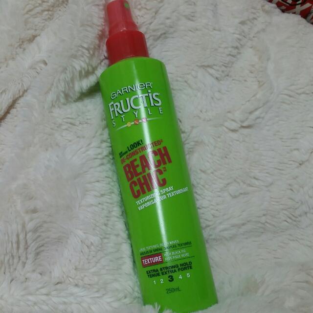 Garnier Frutis Beach Chic Texturizing Spray