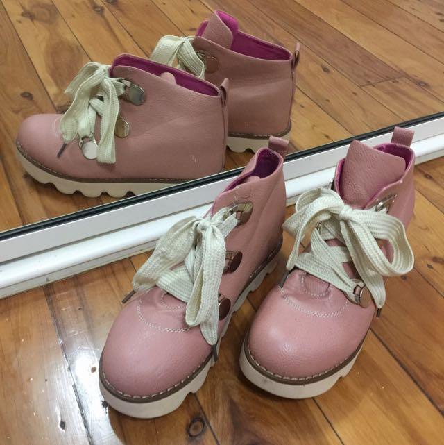 Hidden Heel Sneakers