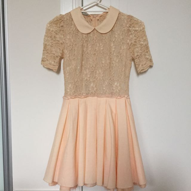 Jones+Jones Lace Dress
