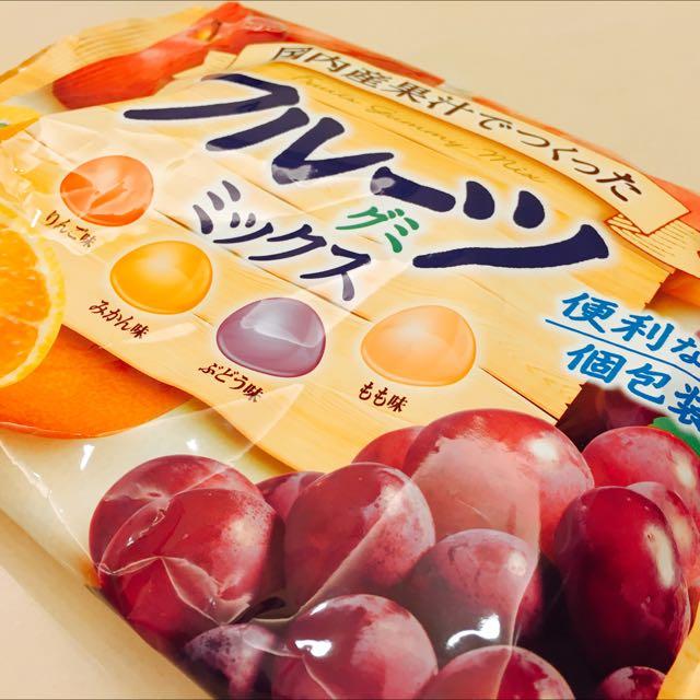 Kabaya水果軟糖