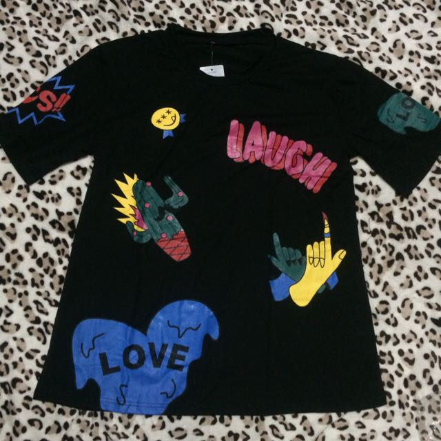 Korean T-Shirt Dress