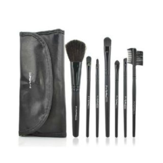 MAC 7 Pcs Makeup Brush Set