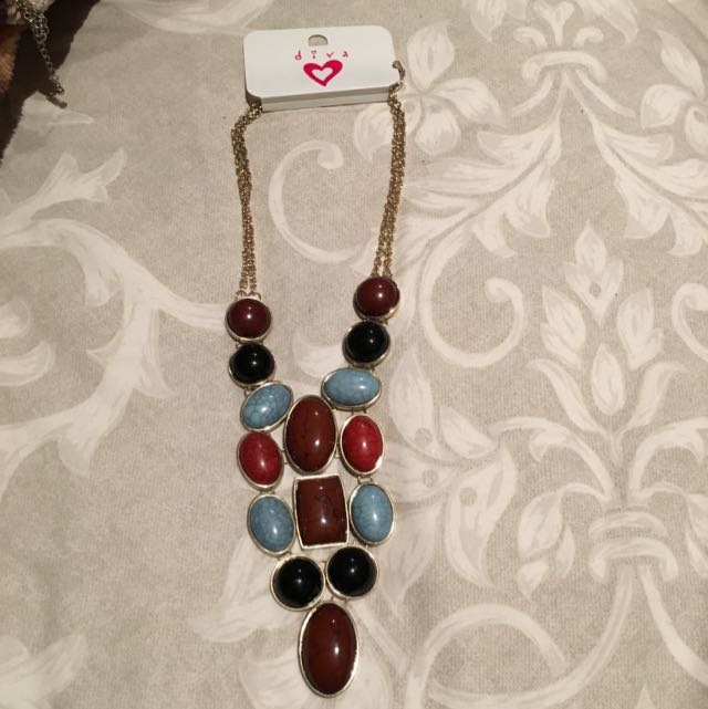Multi Bib Necklace