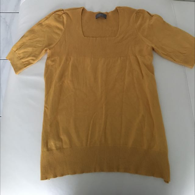 Mustard Top> Check Out My Other Items!