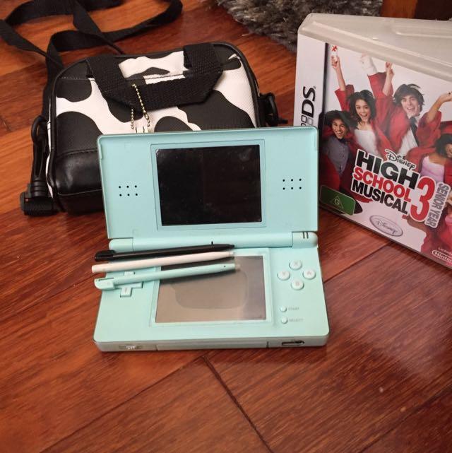 Nintendo Ds Lite (blue)