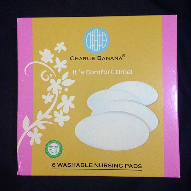 Nursing Washable Pads