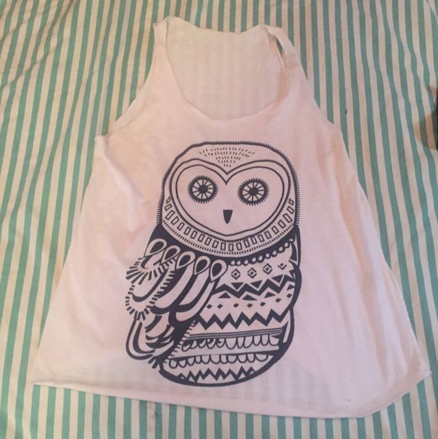 Owl Singlet