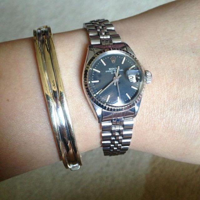 Rolex Ladies Oyster Perpetual Date