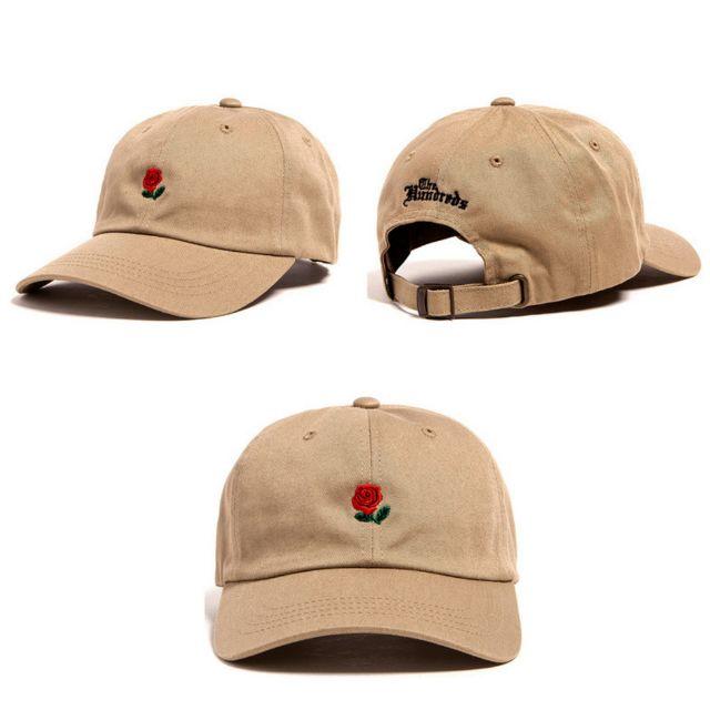 Rose Cap TAN / Adjustable Fit