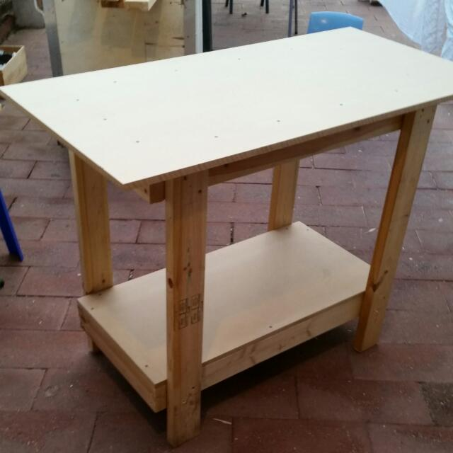 Solid Work Bench