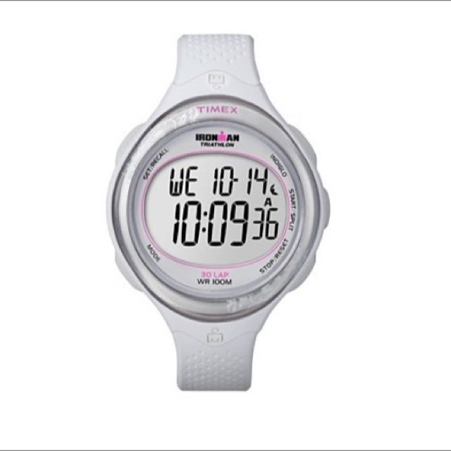 Authentic Timex Women's T5k601 Ironman