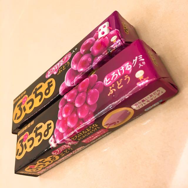 售🌺UNA味覺糖(葡萄口味)現貨2個