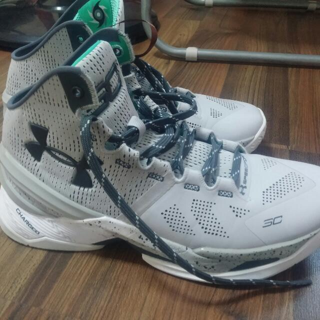 Under Armour Curry 2 US Size 8 5e25b1cf1411