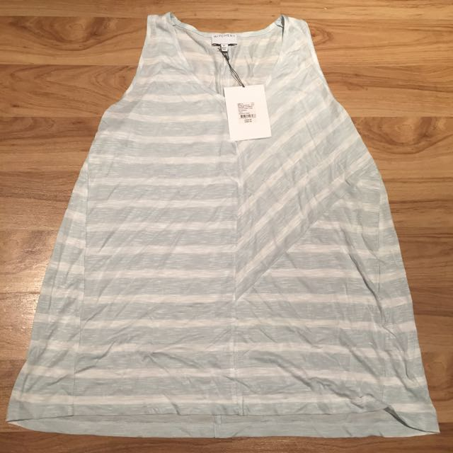 Witchery Sleeveless Top Size Xl