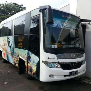 Bus Caravan Lux