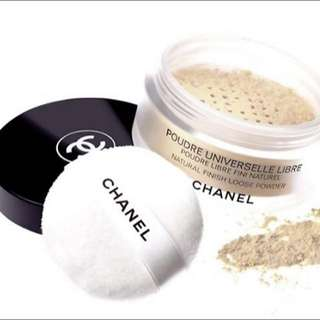 Chanel Loose Powder 10 Limpide