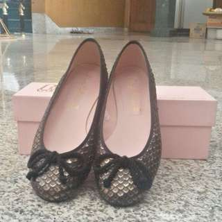 Pretty Ballerina Flat Shoes